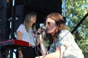 Borns at City of Trees Summer Concert Event 2015