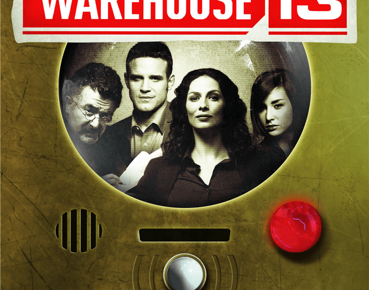 Warehouse 13 - Complete Series Blu-ray