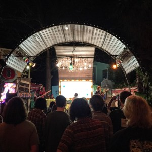 Moving Panoramas at SXSW Music Festival 2016