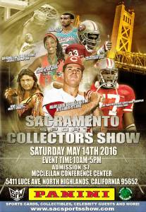 Sacramento Sports Collectors Show
