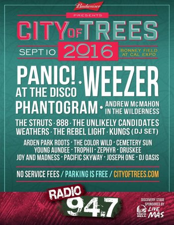 City of Trees 2016