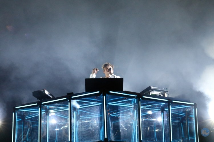 Flume at SnowGlobe Music Festival 2016