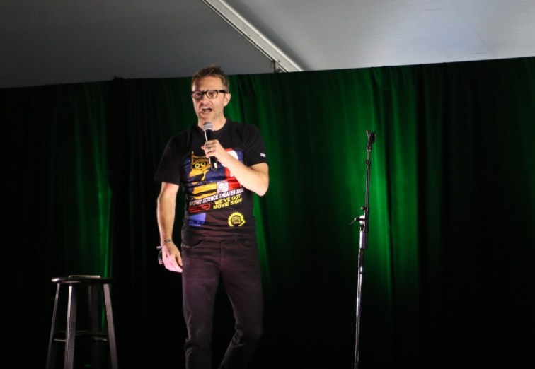 Chris Hardwick at ID10T Fest 2017