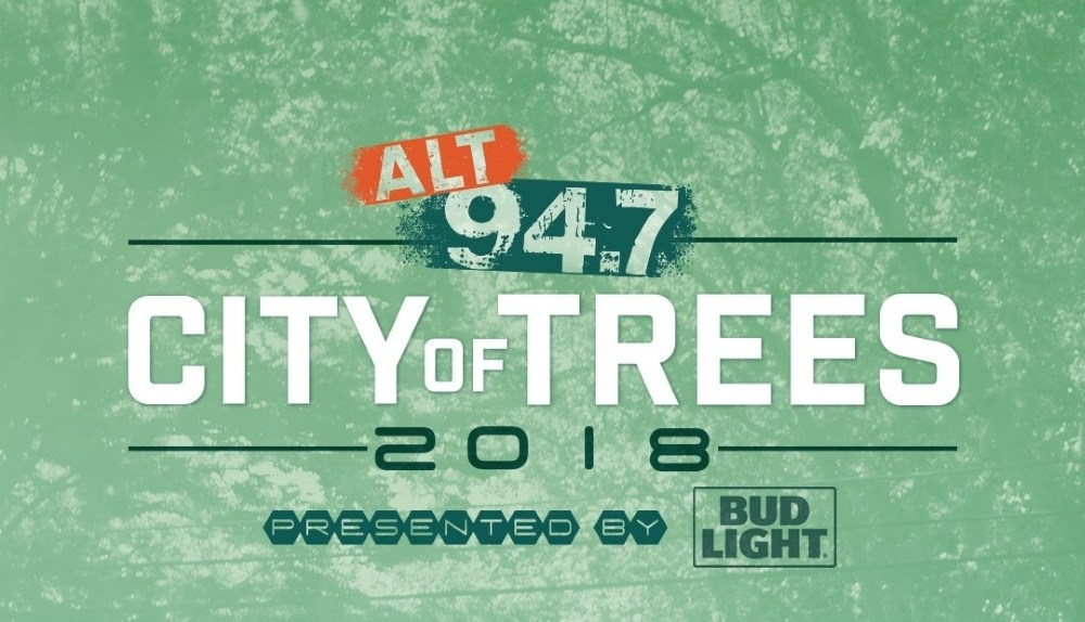 City of Trees 2018 Banner