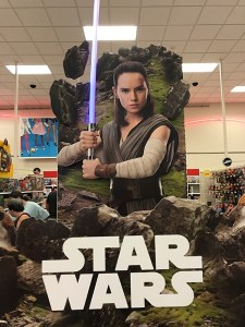 Rey from The Last Jedi for Force Friday II