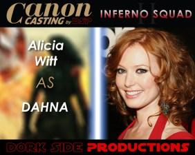 Alicia Witt as Dahna