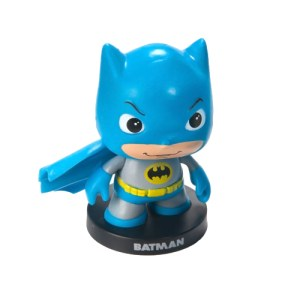 Batman – DC Universe 2″ Figurine & Puff Sticker (Little Mates)