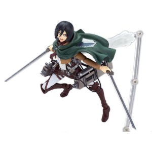 Mikasa Ackerman – Attack on Titan 6″ Interchangeable Figure