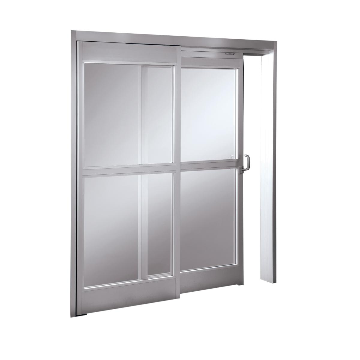 Icu Manual Sliding Doors