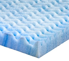 Gel Infused 2 Memory Foam Txl Topper