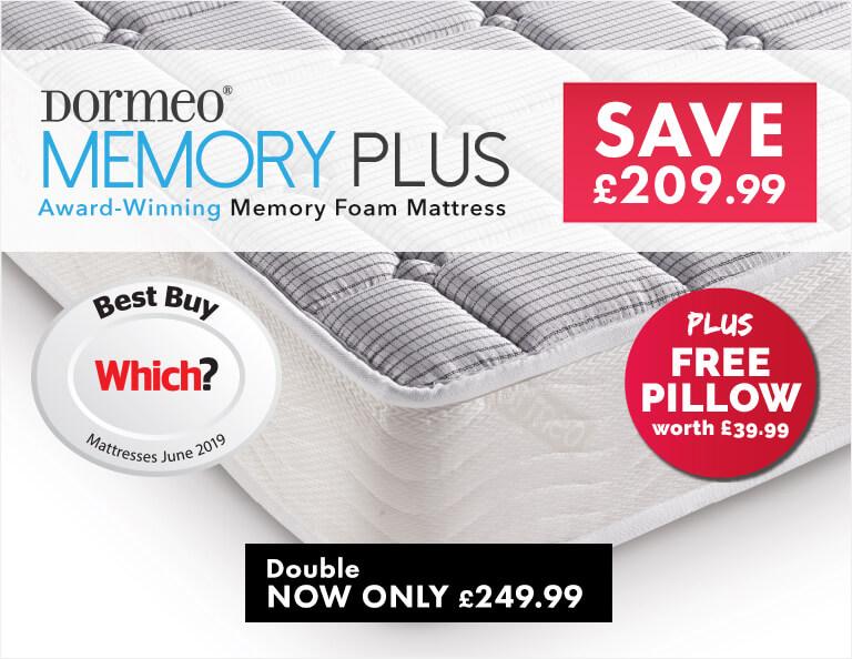 manviva memory foam pillow