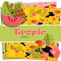 Free Tropic Scrapbook Kit   www.dorokaiser.online.de