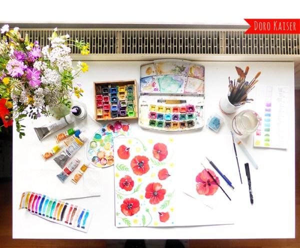 Schreibtisch Doro K.