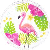 Vorschaubild Flamingo Traumfänger
