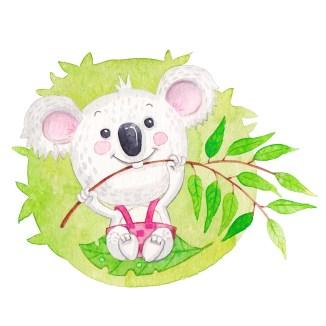 Kinderbild Illustration