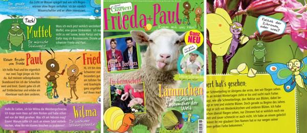 Magazin Frieda & Paul