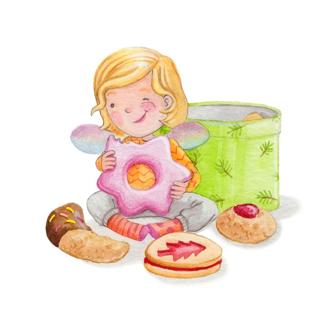Illustration Kinderbild