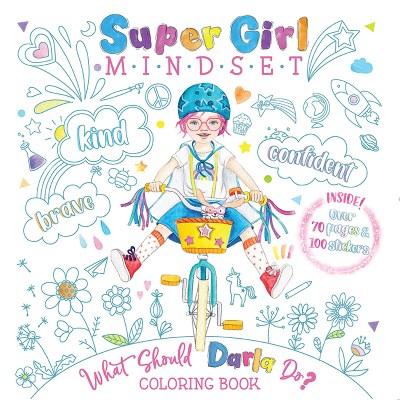 Titelbild Illustration Malbuch für Kinder