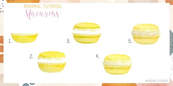 Malanleitung Macaron