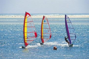 004172 Maroochydore Windsurfing