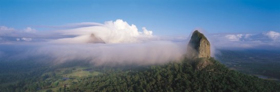 032005 Glass House Mountains Mount Coonowrin