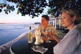 032067 Maroochydore Boat House Restaurant on Maroochy River