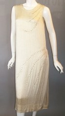 20s dress beaded flapper dress