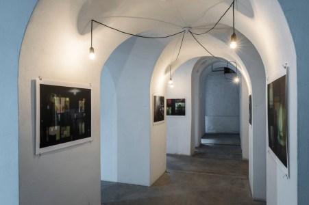 Ausstellungsansicht LEBENSWERKE, regionale16, E-Werk, Freiburg Brsg