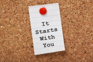How to start a business – start with YOU