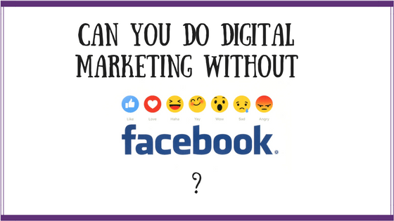 How to promote your business online without Facebook?
