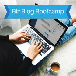 Biz Blog Bootcamp Coaching Program