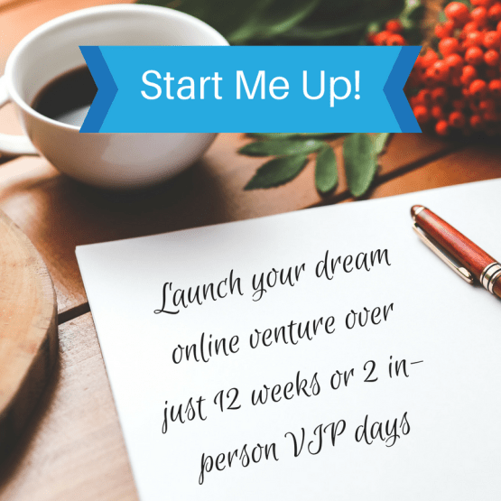 Start Me Up Coaching Program