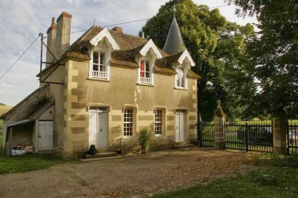 Vakantiehuisje bij een kasteel in Bourgondië