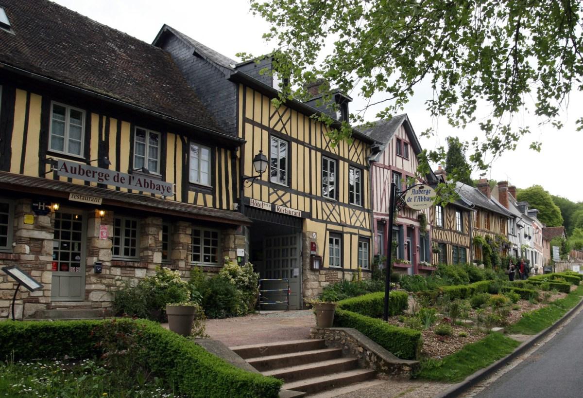 De mooiste dorpen van Normandië