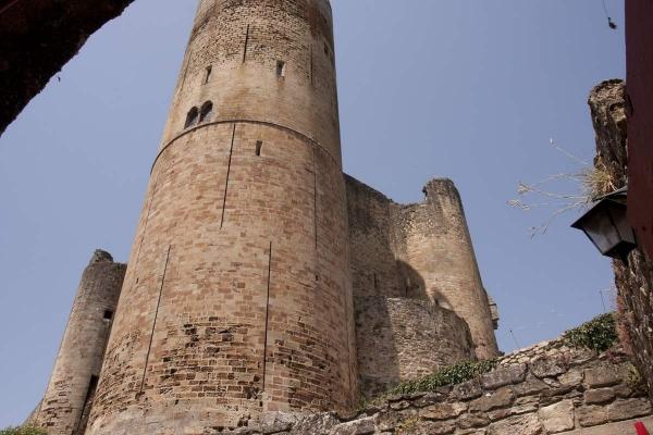 Het kasteel van Najac