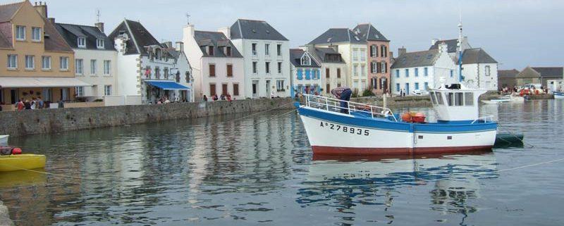 Ile de sein dorp eiland bretagne frankrijk cc Christophe ALARY