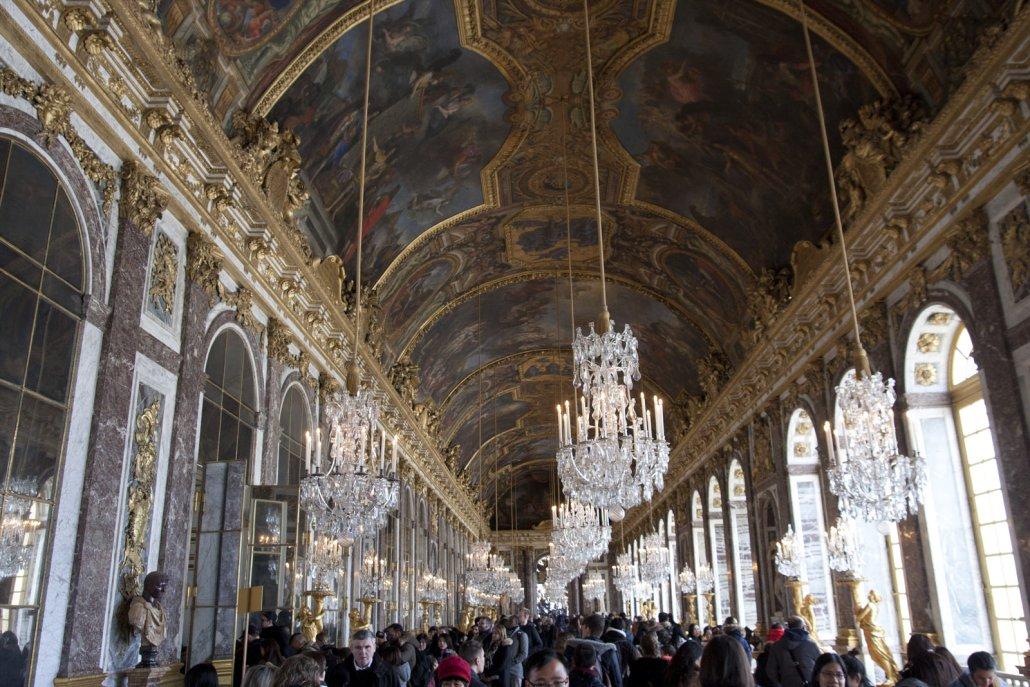 Paleis Van Versailles Lodewijk Xiv.Paleis Van Versailles Het Franse Wereldwonder Dorpen In
