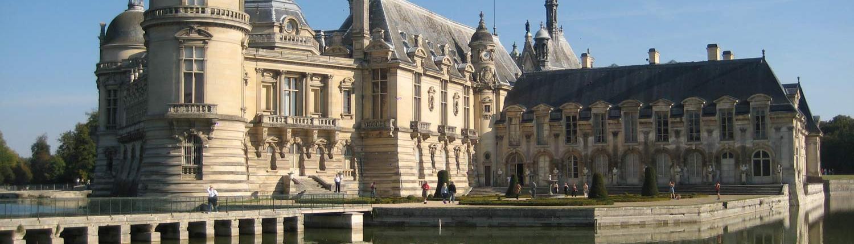 Het Kasteel van Chantilly