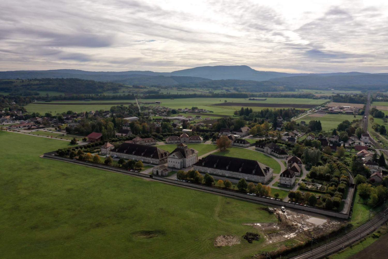 De voormalige Koninklijke Zoutziederij in Arc-et-Senans