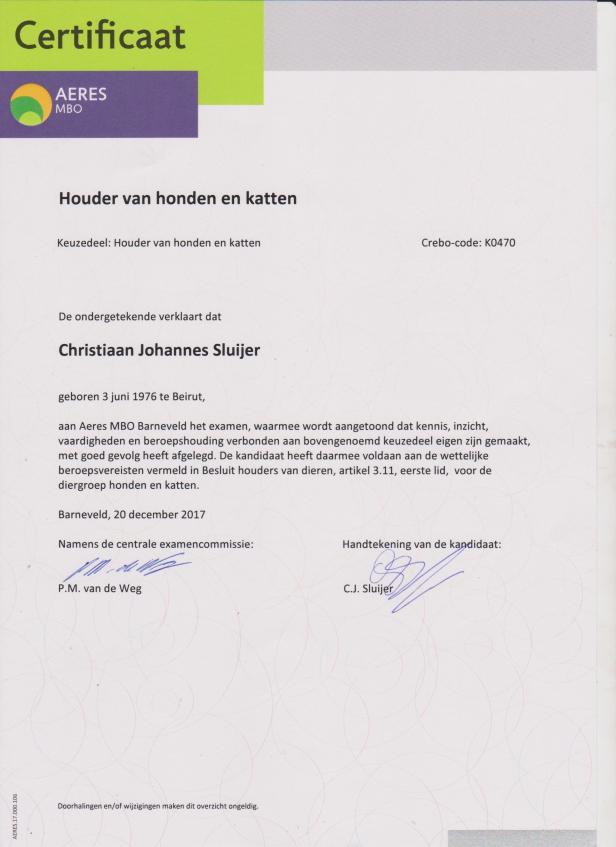 Diploma bhvd 001