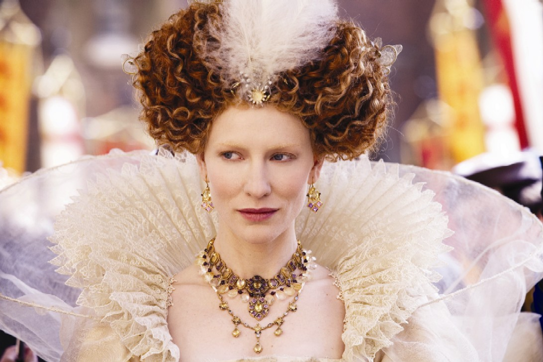 Image result for blanchett elizabeth