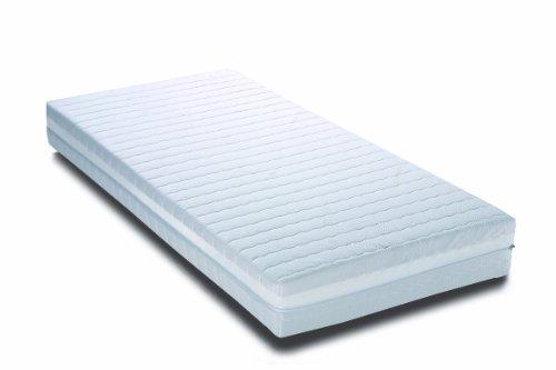 Matelas comfort dermapur 20 100 x 200 cm-fermeté: ferme avec housse climatique