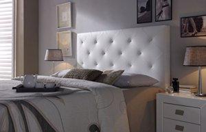 Tête de lit ROMBO 160×60 – Blanc