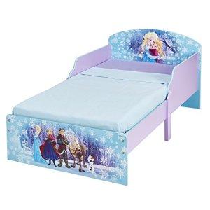 La Reine des Neiges Lit Cosy Disney La Reine des neiges Mauve