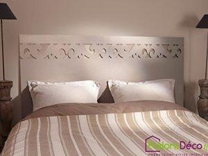 Tête de lit modèle Frise baroque