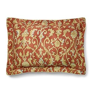 Ralph Lauren Isla Menorca Scroll King Sham