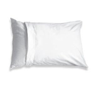 Levinsohn Fresh idées en polycoton Taie d'oreiller Protector 2-pack, Standard