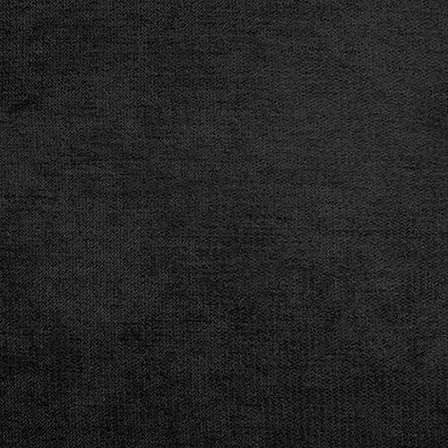 SuenosZzz Helsinki Tête de lit capitonnée pour lit de 120cm avec pieds nordiques en hêtre Medida: 130 cm x 100 cm x 6 cm. Multicolore/noir – tissu chenille (Tejido Chenilla Negro Mura.)