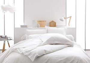 Today Housse de Couette 100% Coton 57 Fils, Chantilly, 140 x 200 cm