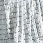 aqua-textil Masha Linge de lit réversible Polaire Imitation Fourrure Hiver 200 x 200 cm Gris